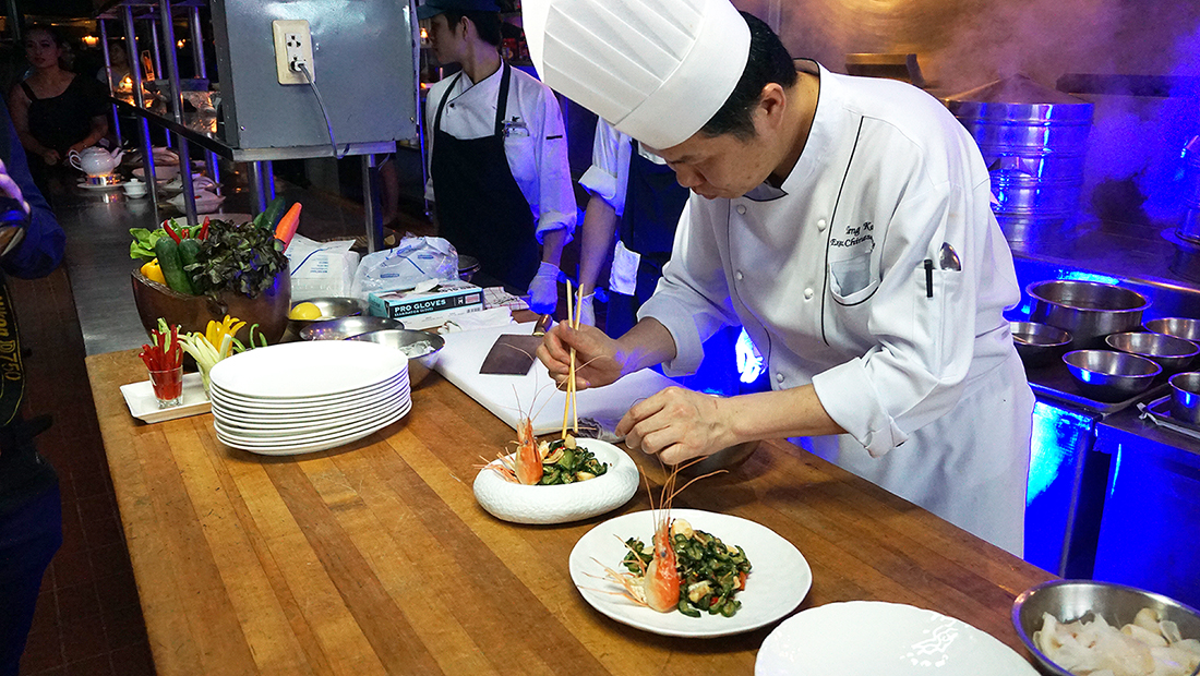 Exclusive Tasting Dinner by Chef Teng Kam Seng 6