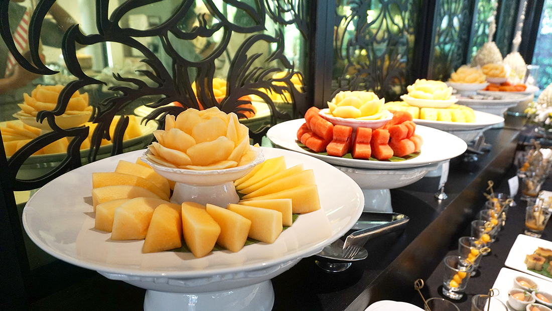 Miss Siam Buffet Hua Chang Heritage Hotel 22