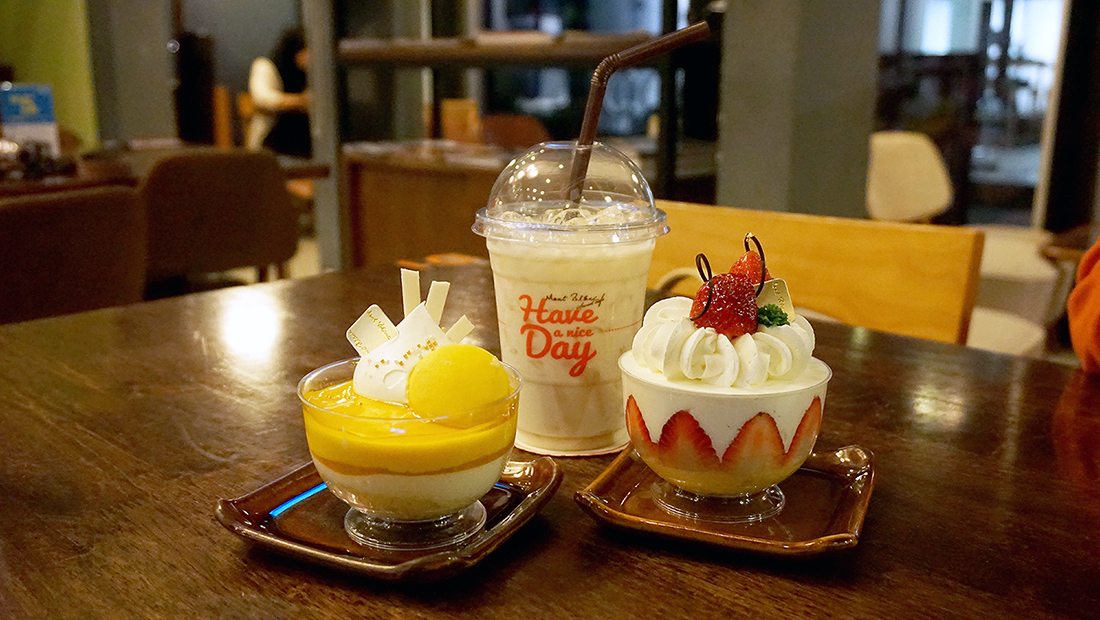 Mont Blanc Sweet Cafe Chiang Mai 17