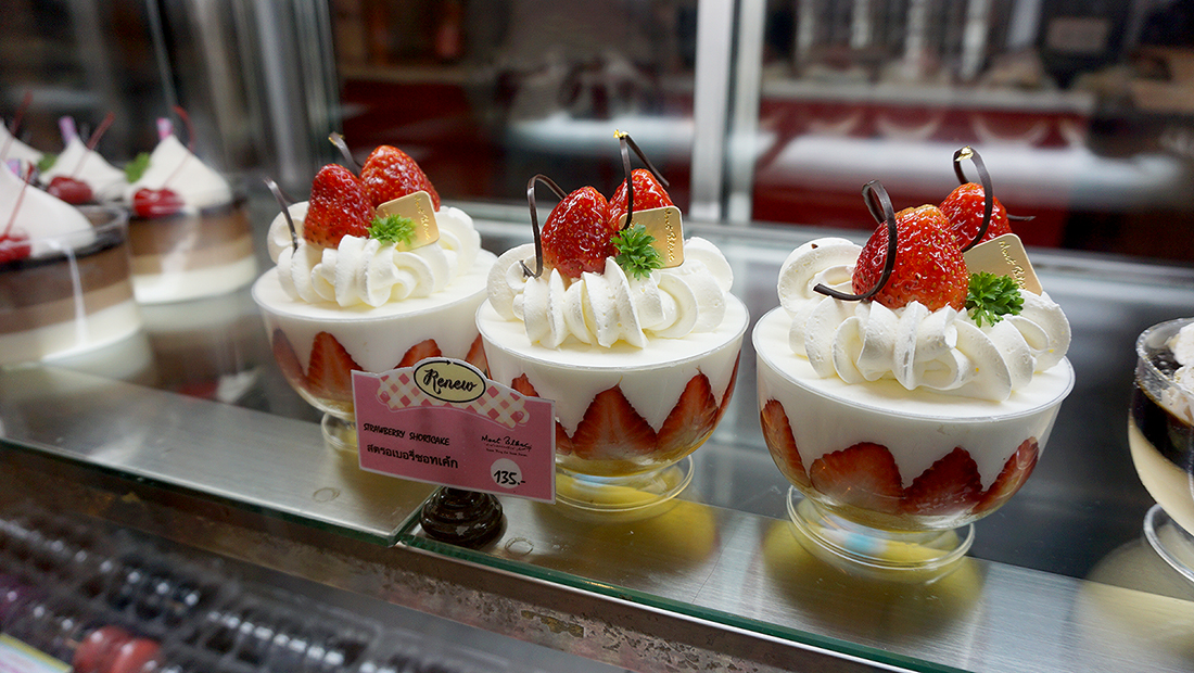 Mont Blanc Sweet Cafe Chiang Mai 6