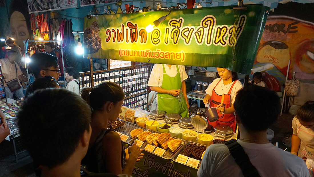 Wua Lai Saturday Night Market 6