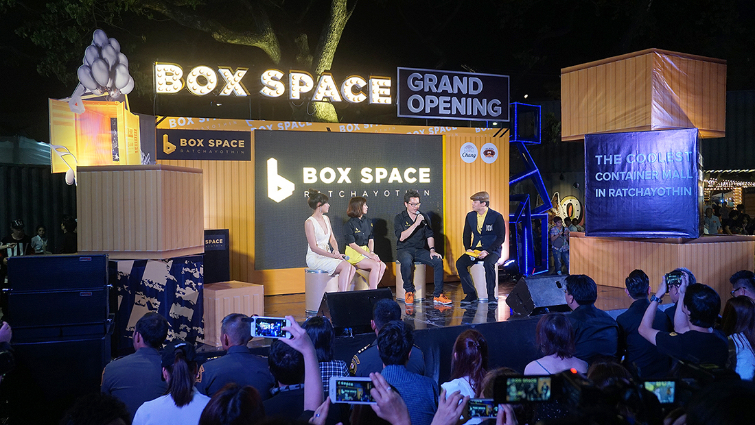 Box Space Ratchayothin 3