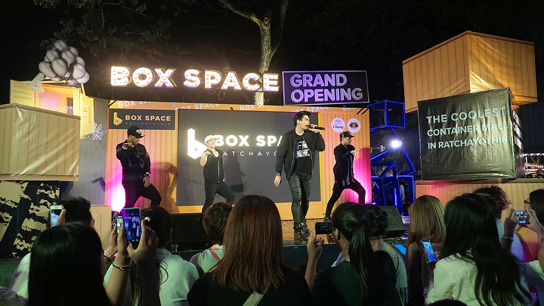 Box Space Ratchayothin 5