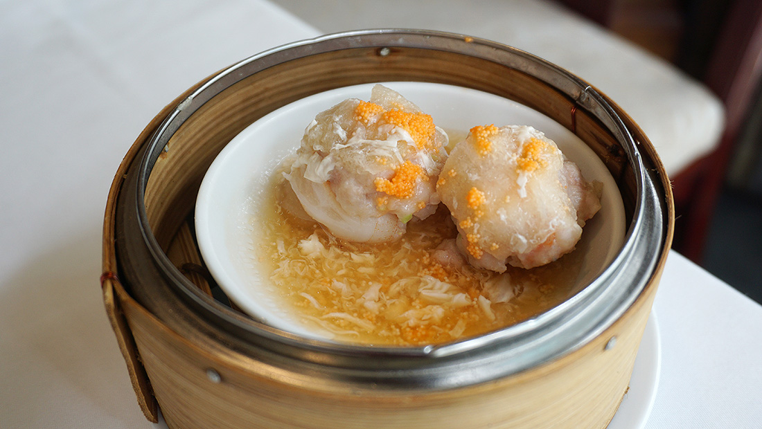 Buffet Dim Sum Man Ho JW Marriott 21