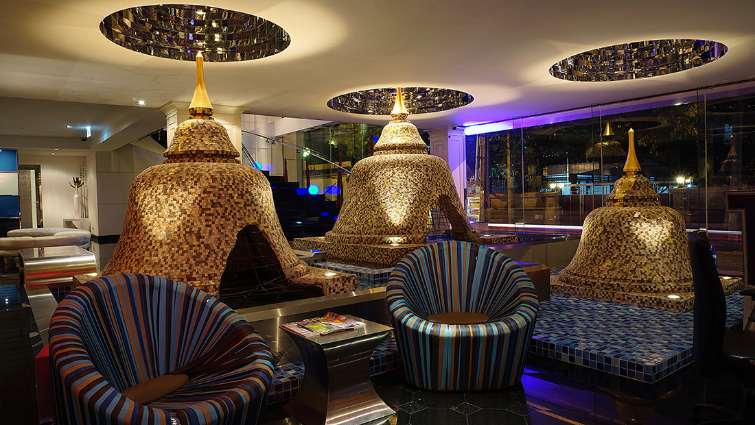 Flava Restaurant Dream Hotels Bangkok 1
