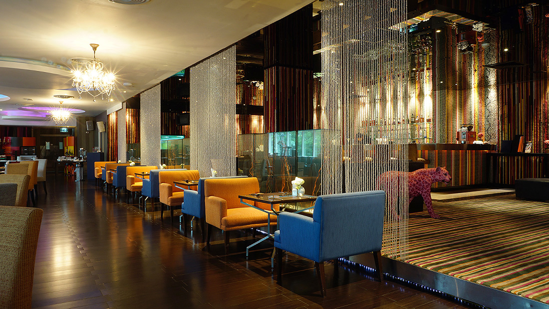 Flava Restaurant Dream Hotels Bangkok 3