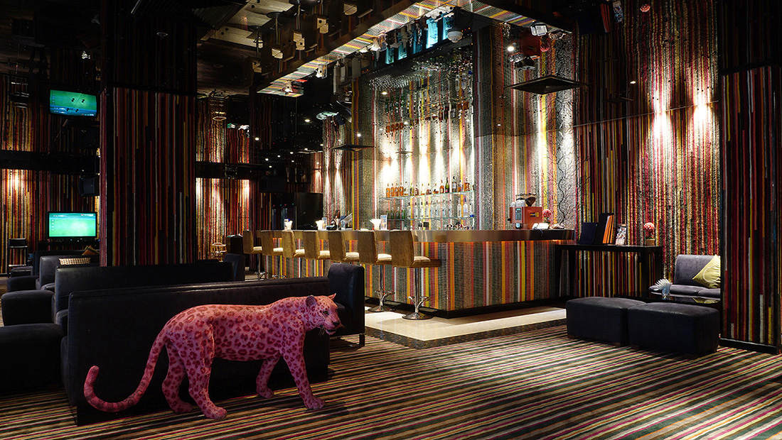 Flava Restaurant Dream Hotels Bangkok 4