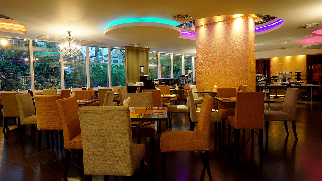 Flava Restaurant Dream Hotels Bangkok 5