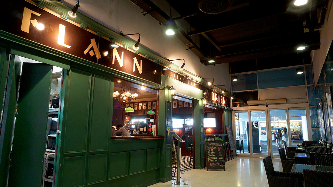 FLANN O BRIEN S IRISH PUB BANGKOK 1