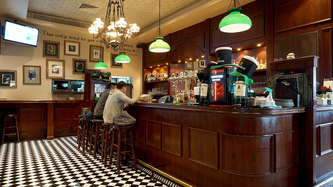 FLANN O BRIEN S IRISH PUB BANGKOK 2