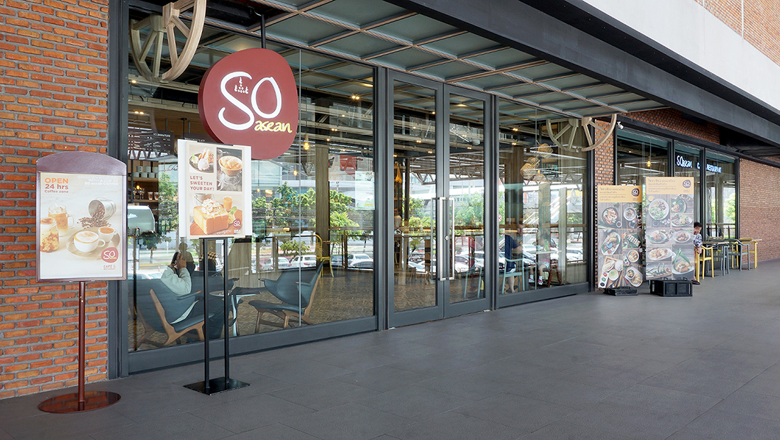 SO Asean CAFE and RESTAURANT 5