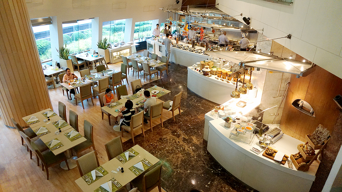 Dine Around Sunday Lunch l The Westin Grande Sukhumvit Bangkok 20