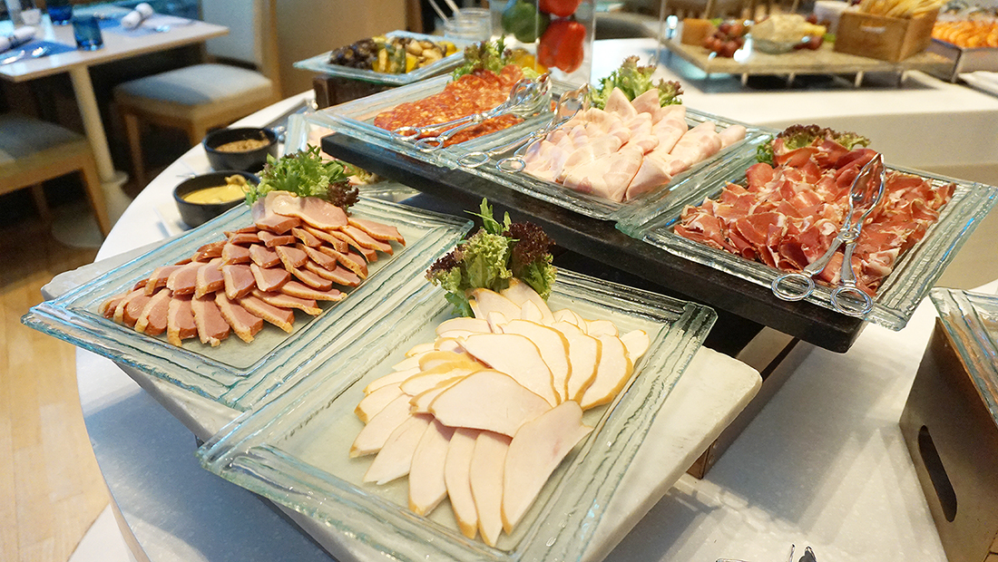Seafood & Grill Dinner Buffet The Westin Grande Sukhumvit 12