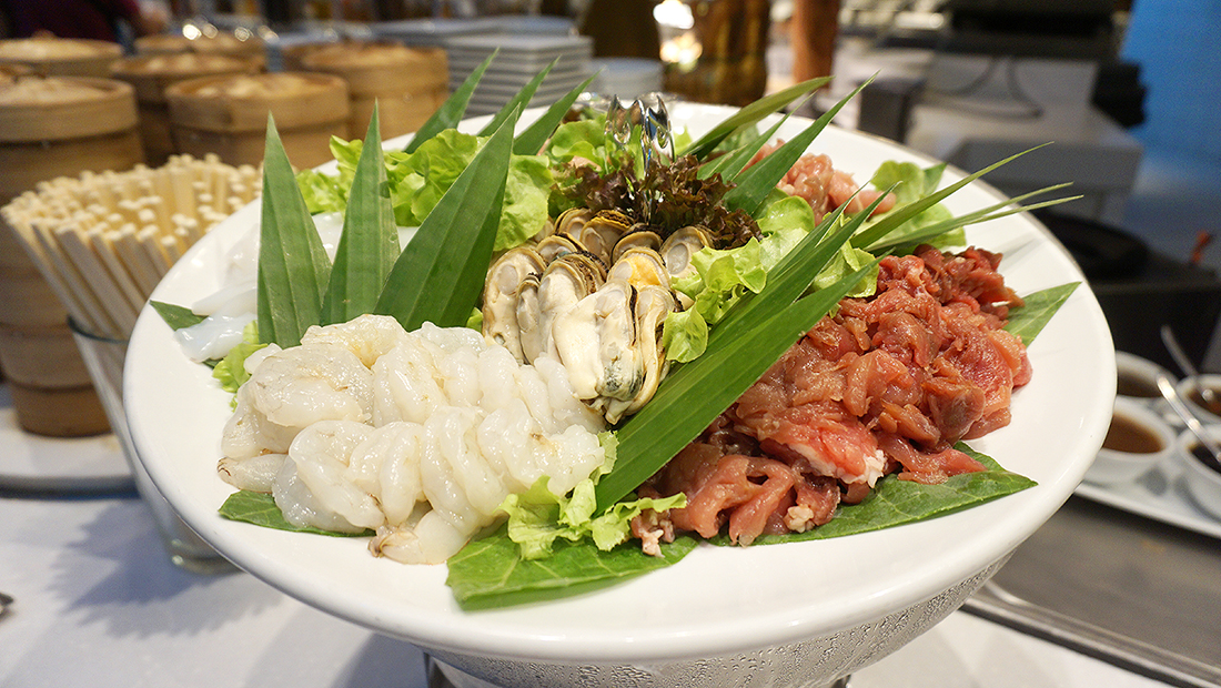 Seafood & Grill Dinner Buffet The Westin Grande Sukhumvit 18