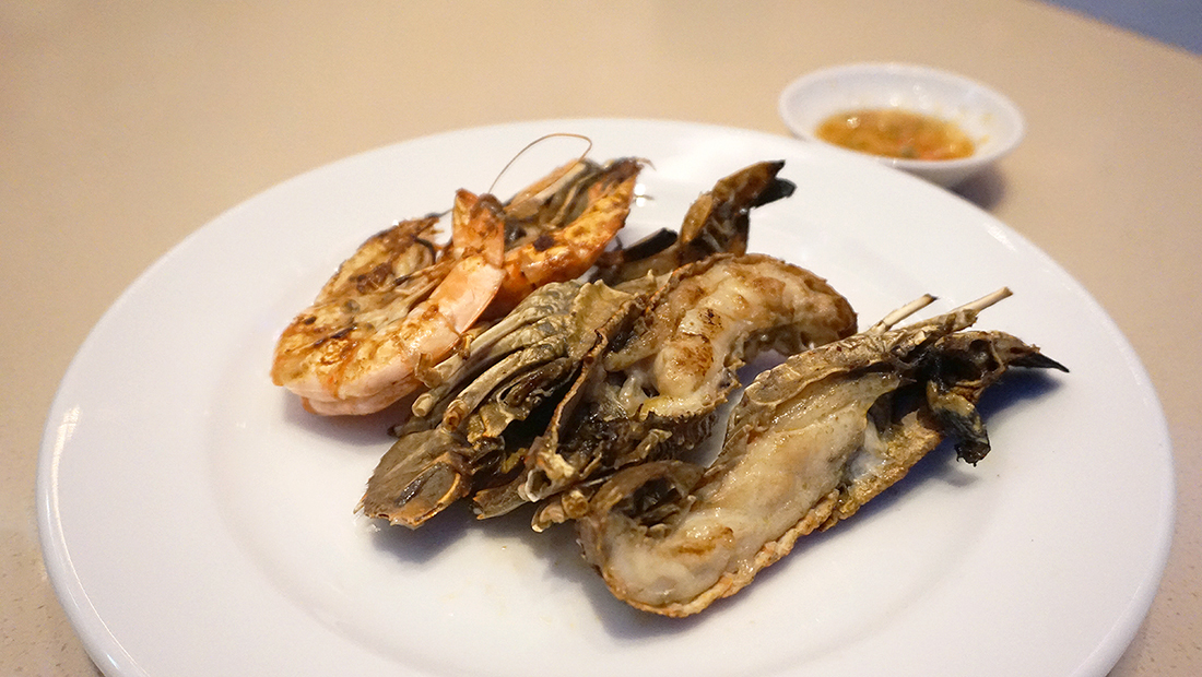 Seafood & Grill Dinner Buffet The Westin Grande Sukhumvit 45