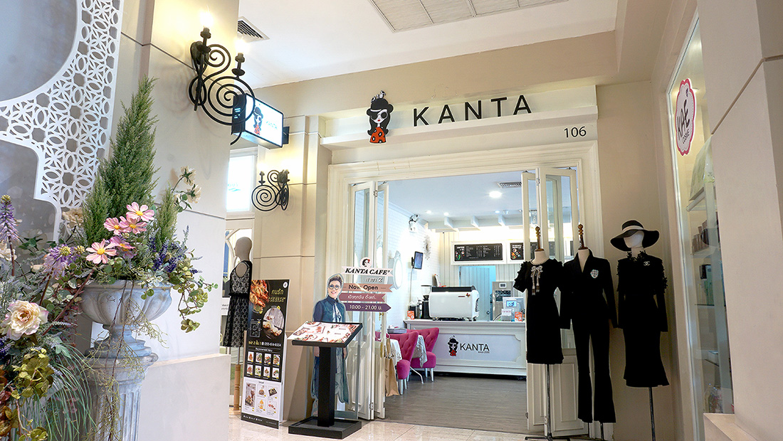 Kanta Cafe at Crystal Park 1