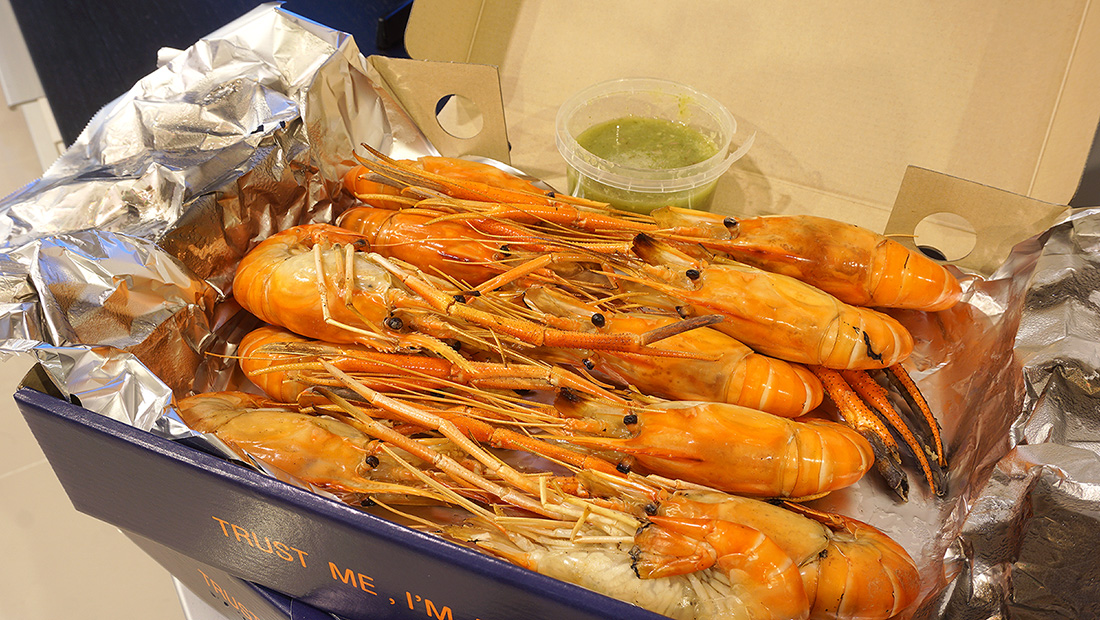 SEAFOOD EXPRESS Delivery PREMIUM 2