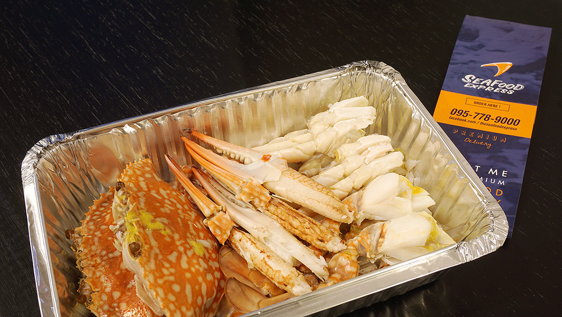 SEAFOOD EXPRESS Delivery PREMIUM 6