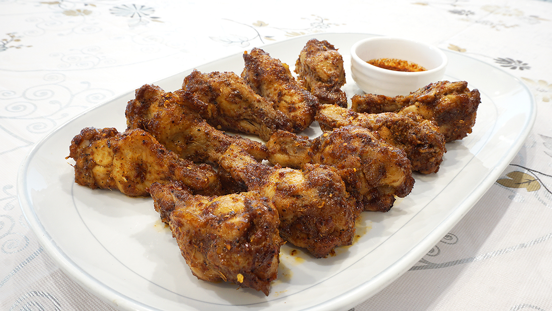 Miss Mon Ribs and Wings Delivery 10