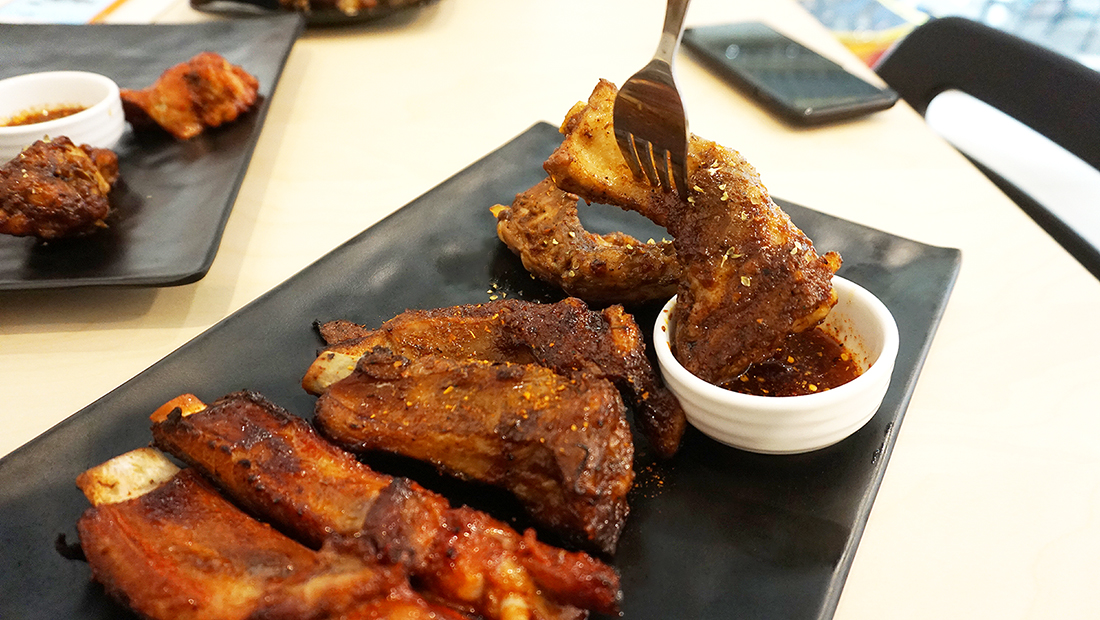 Miss Mon Ribs and Wings Delivery 15