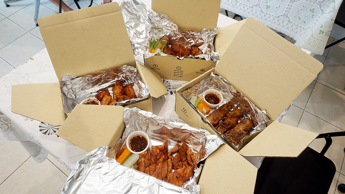 Miss Mon Ribs and Wings Delivery 2