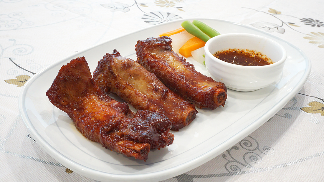 Miss Mon Ribs and Wings Delivery 3