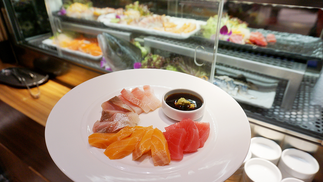 Amaya Food Gallery Amari Watergate Bangkok 44