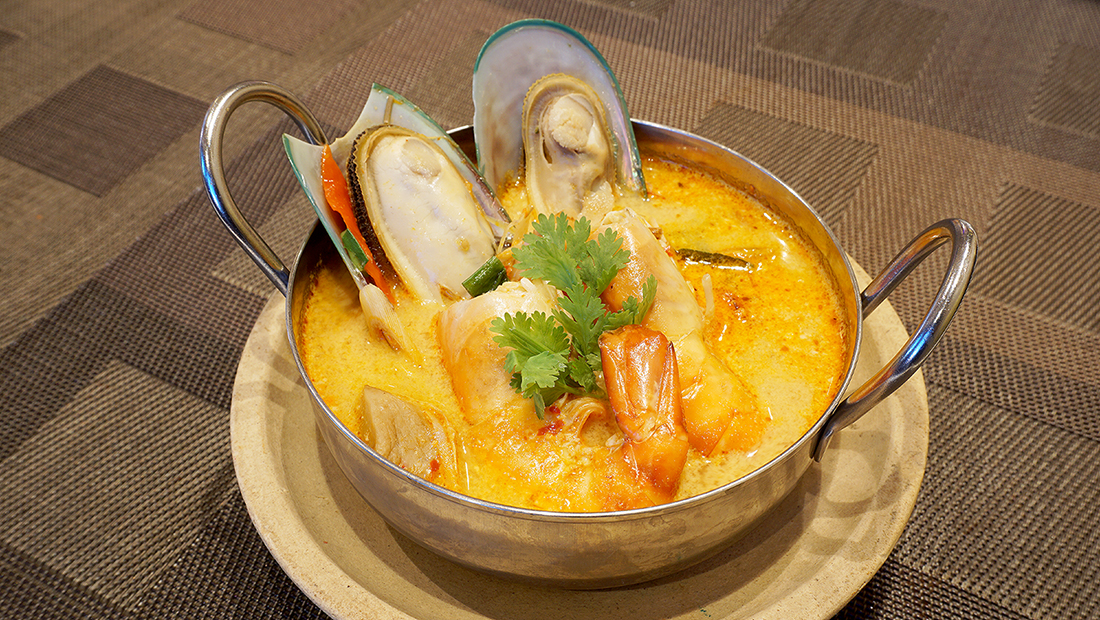 NOVOTEL Bangkok Platinum Pratunam Rock Lobster seafood Lovers 36