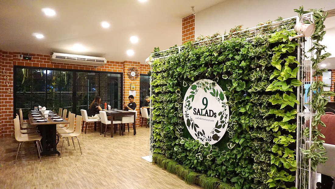 9 Salads cafe and Restaurant 6