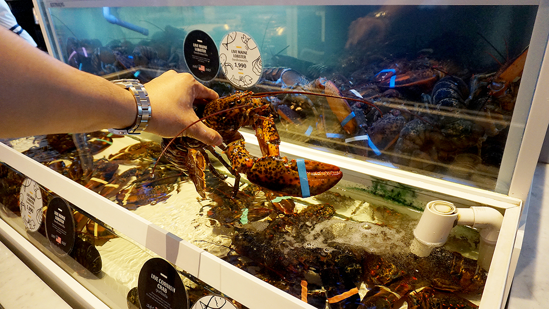 THE DOCK Seafood Bar by Thammachart Seafood 7