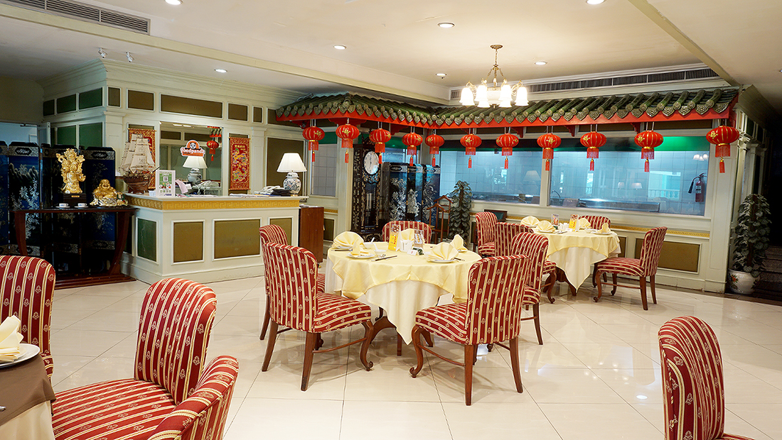 Dim Sum Buffet The Golden Palace Windsor Hotel Bangkok Sukhumvit 20 4