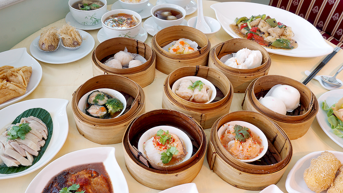 Dim Sum Buffet The Golden Palace Windsor Hotel Bangkok Sukhumvit 20 8