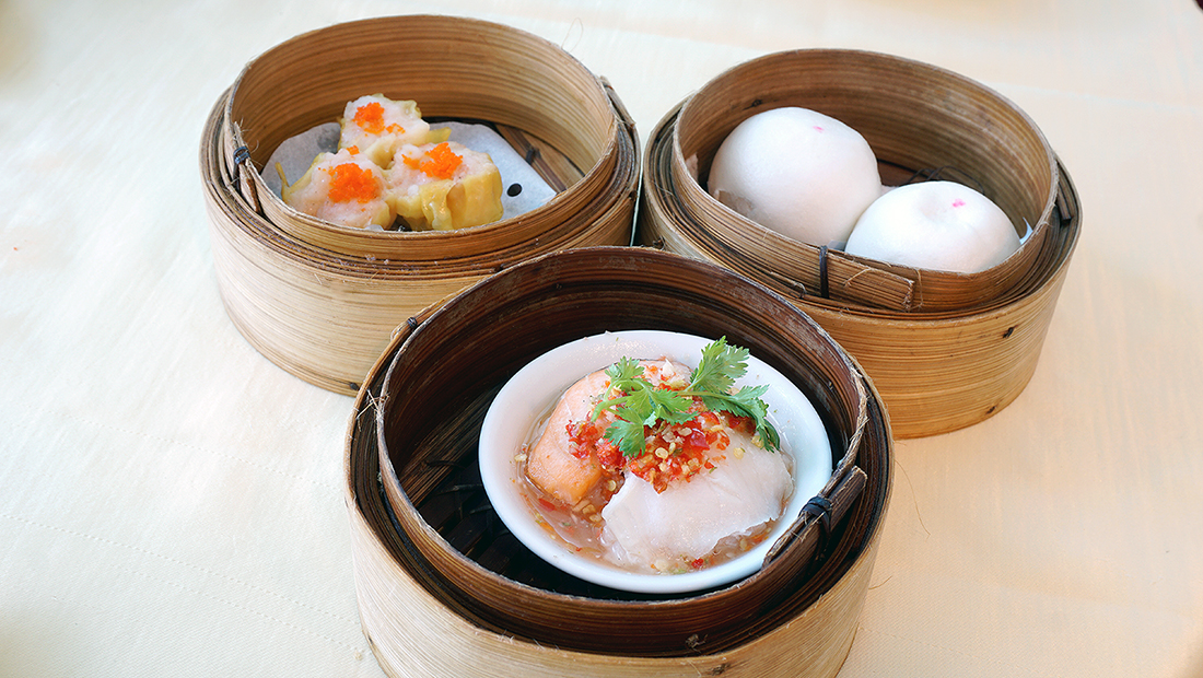 Dim Sum Buffet The Golden Palace Windsor Hotel Bangkok Sukhumvit 20 9