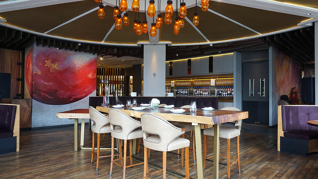 Riedel Wine Bar and Cellar 2