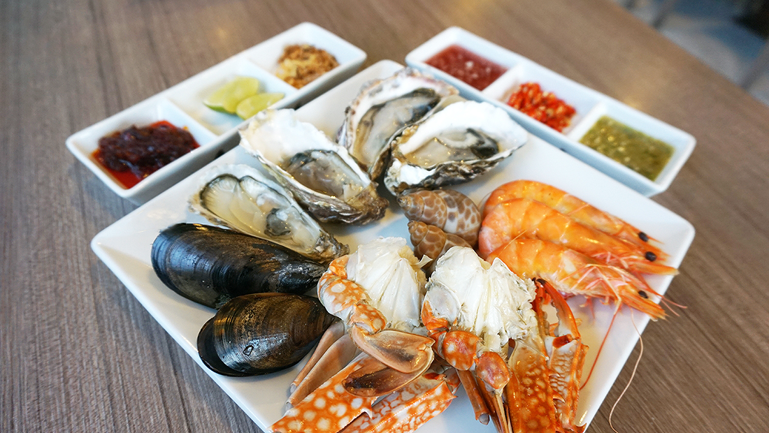 Novotel Bangkok Impact The Square Weekend Seafood Buffet 31