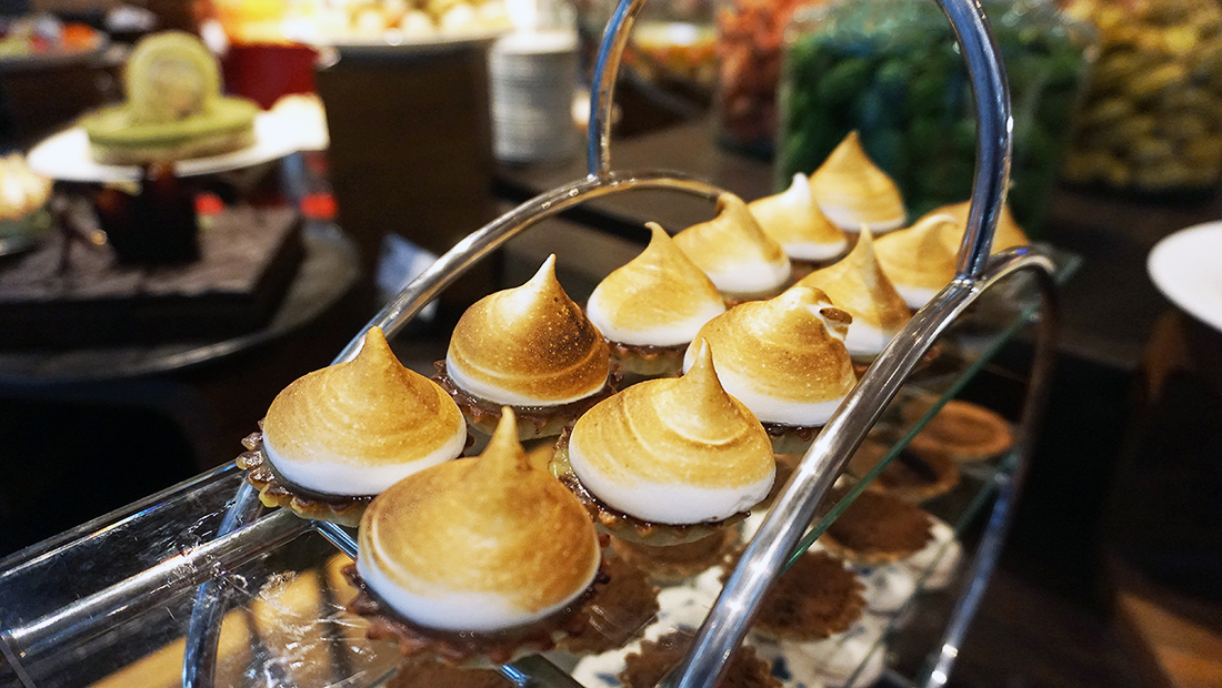 Sunday Brunch Radisson Blu plaza Bangkok 53