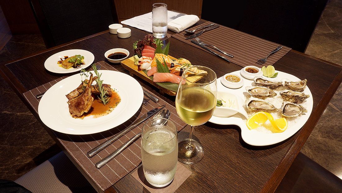 Sunday Brunch Radisson Blu plaza Bangkok 58