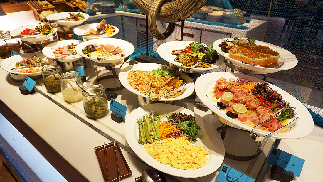 Sunday Brunch Radisson Blu plaza Bangkok 9