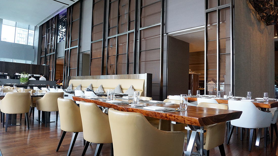 Sunday Brunch The Okura Prestige Bangkok 1