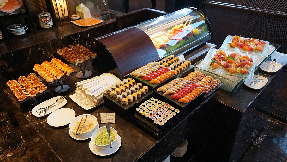 Sunday Brunch The Okura Prestige Bangkok 23