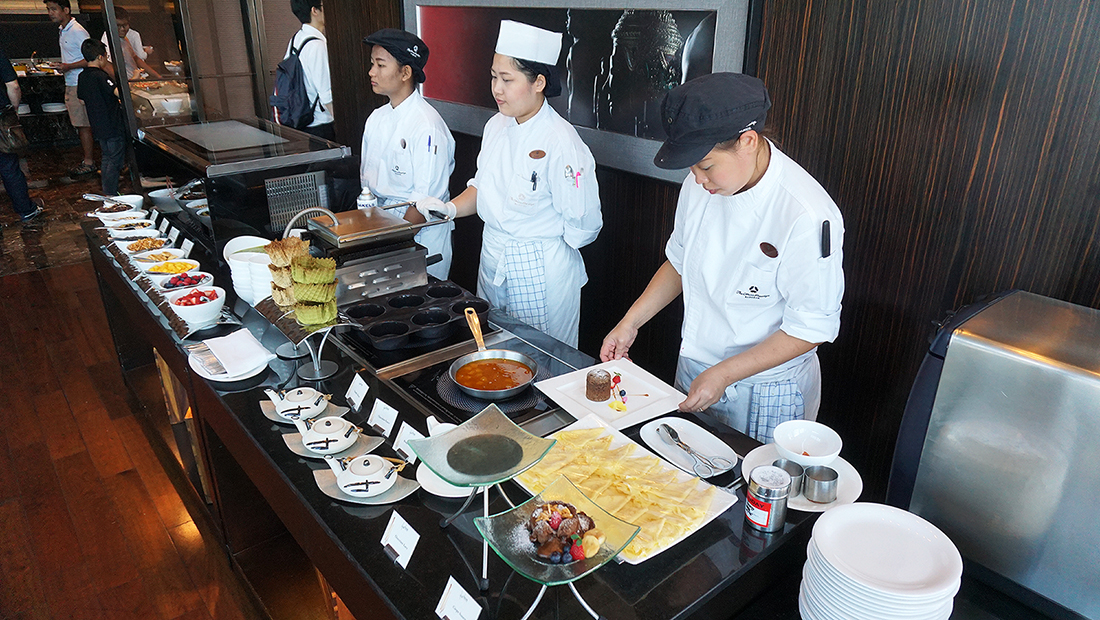 Sunday Brunch The Okura Prestige Bangkok 64