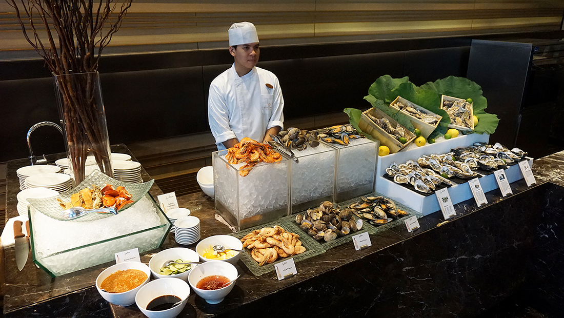 Sunday Brunch The Okura Prestige Bangkok 9