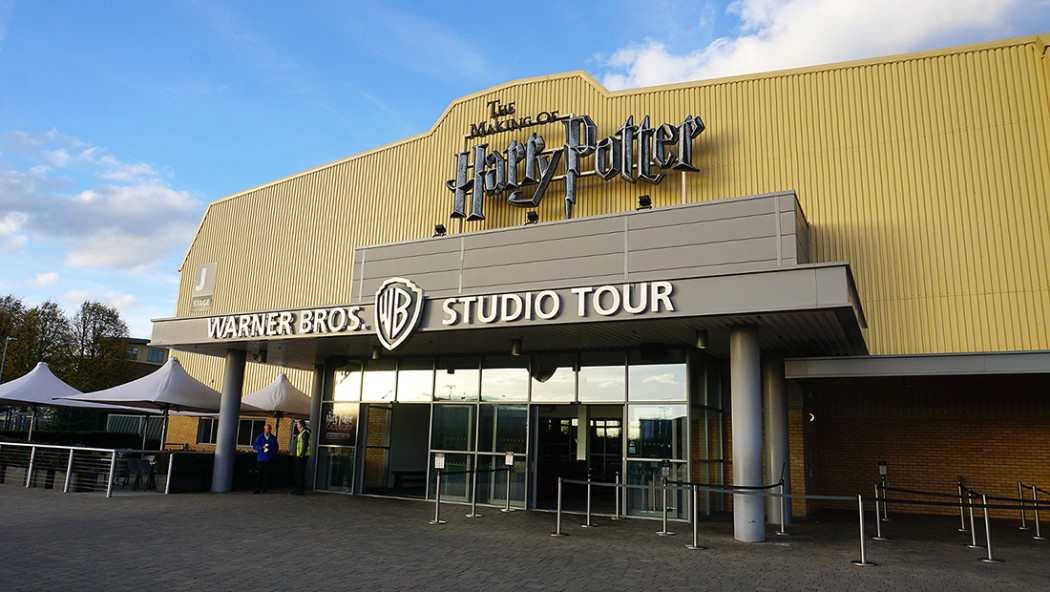 Warner Bros Studio Tour London The Making of Harry Potter 104