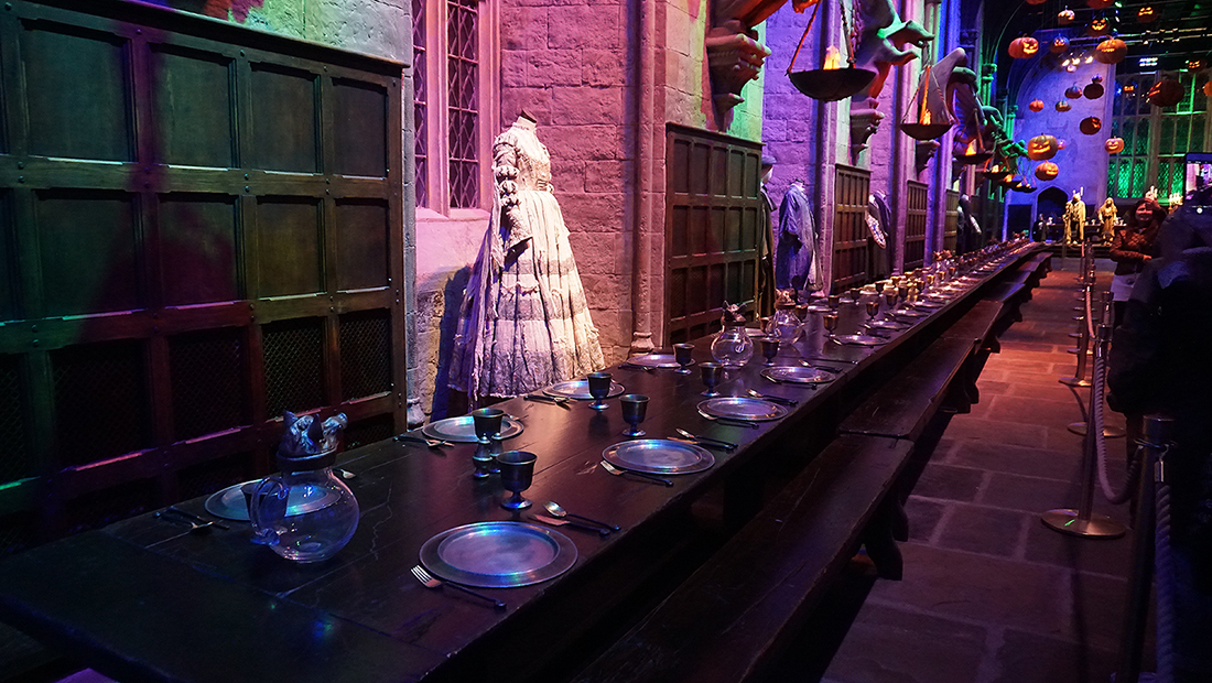 Warner Bros Studio Tour London The Making of Harry Potter 17