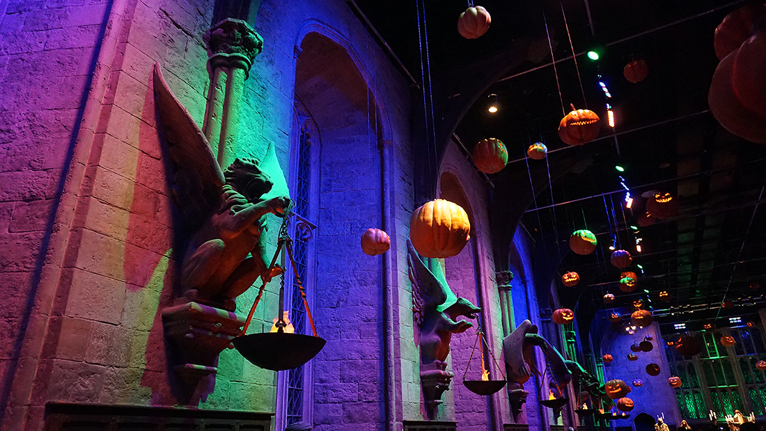 Warner Bros Studio Tour London The Making of Harry Potter 18