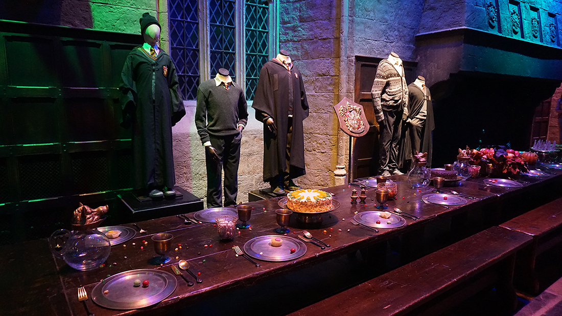 Warner Bros Studio Tour London The Making of Harry Potter 19