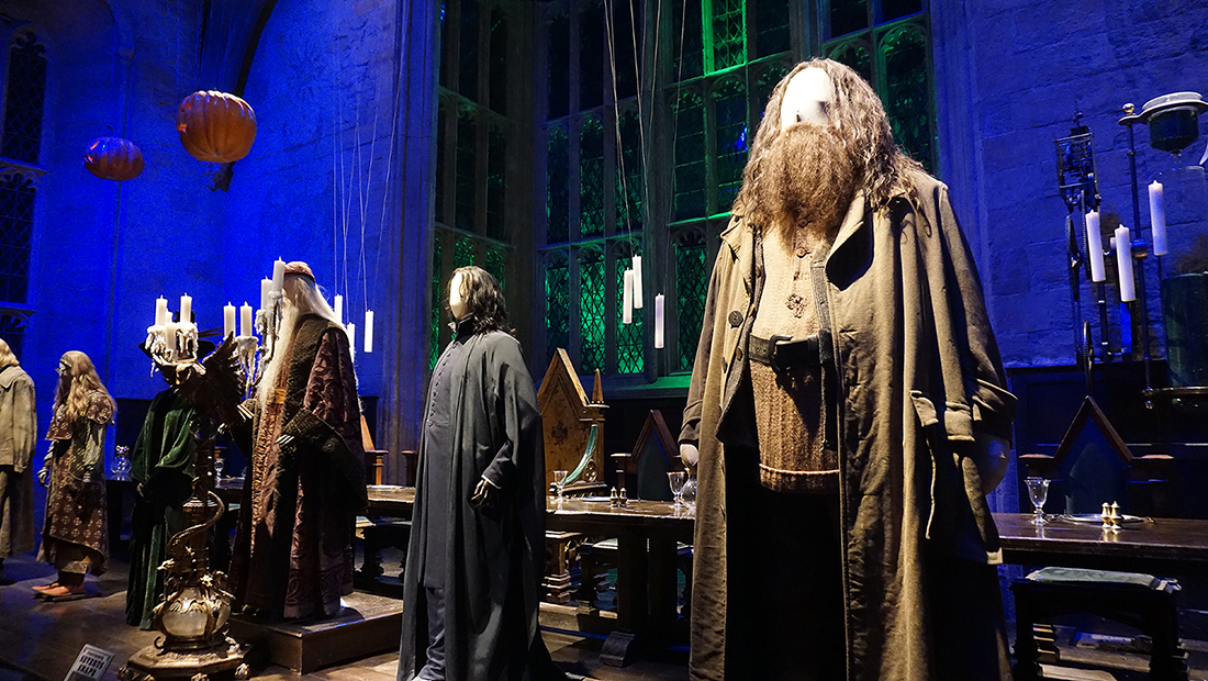 Warner Bros Studio Tour London The Making of Harry Potter 20