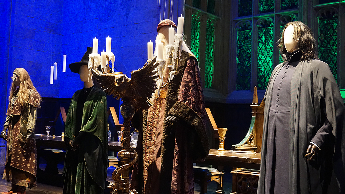 Warner Bros Studio Tour London The Making of Harry Potter 21