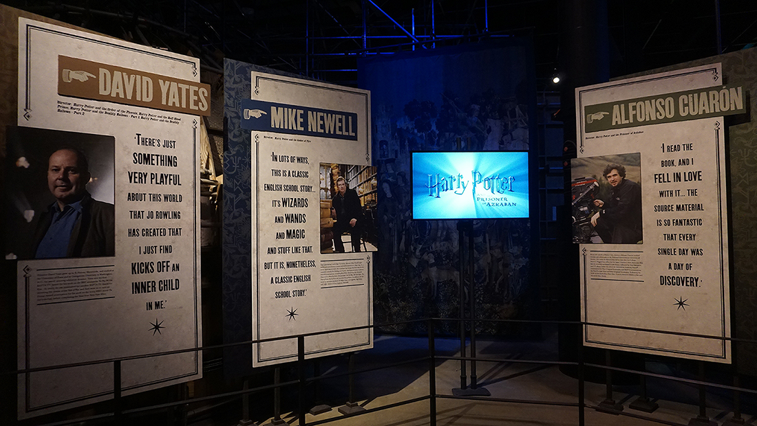 Warner Bros Studio Tour London The Making of Harry Potter 22