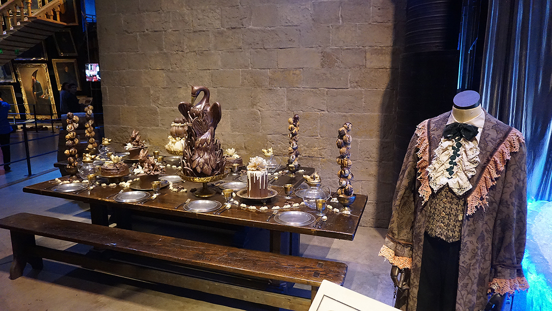 Warner Bros Studio Tour London The Making of Harry Potter 24